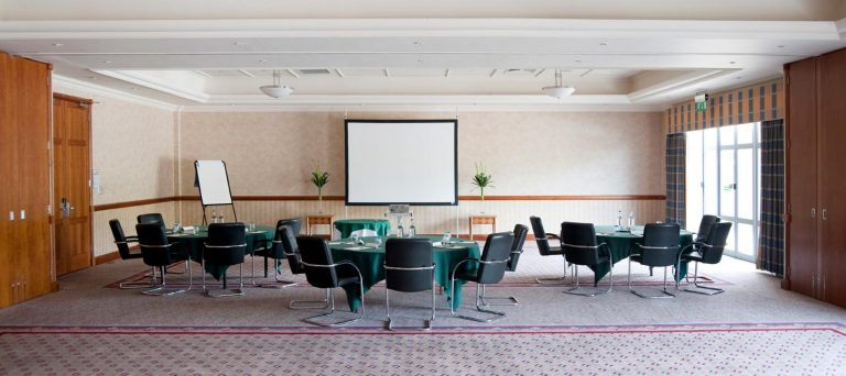 Apollo Hotel conference room