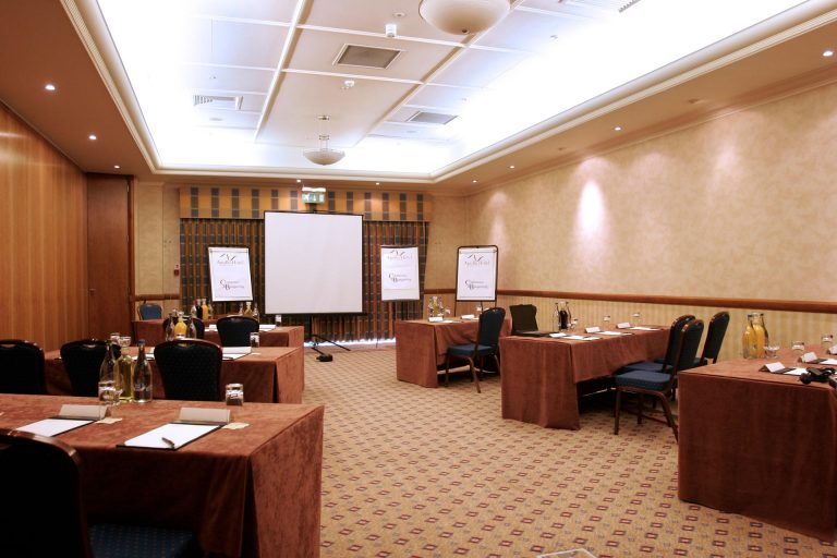 Apollo Hotel meeting room