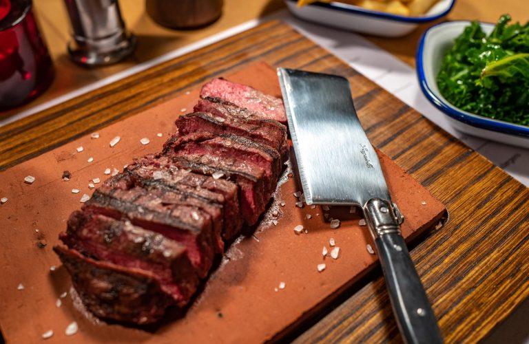 Hideaway Steak Restaurant - Steak & Chips