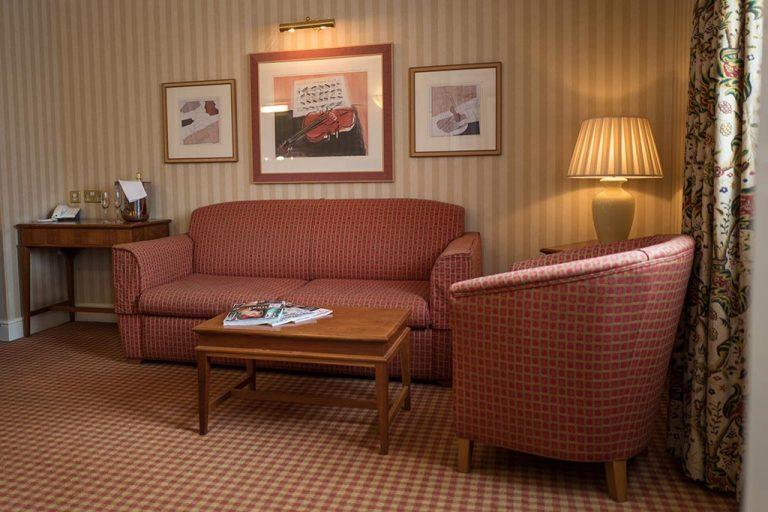 Studio Suite Lounge at Apollo Hotel Basingstoke