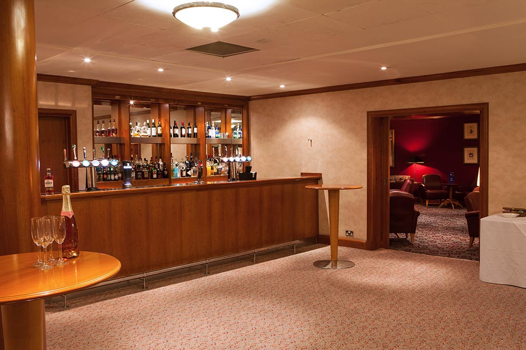 Extra Bar at Apollo Hotel Basingstoke