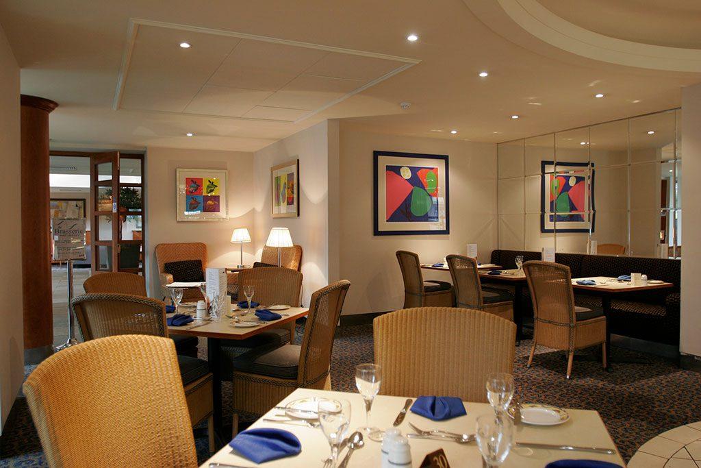 Brasserie Restaurant at The Apollo Hotel in Basingstoke