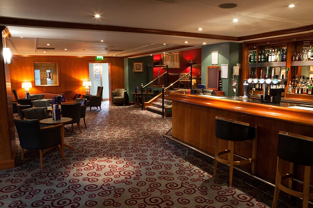 The Library Bar at Apollo Hotel Basingstoke
