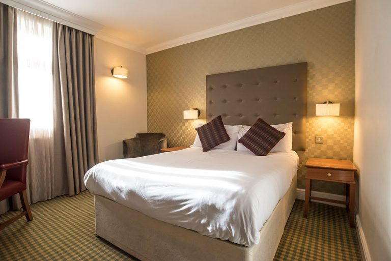 Double Room at The Apollo Hotel in Basingstoke