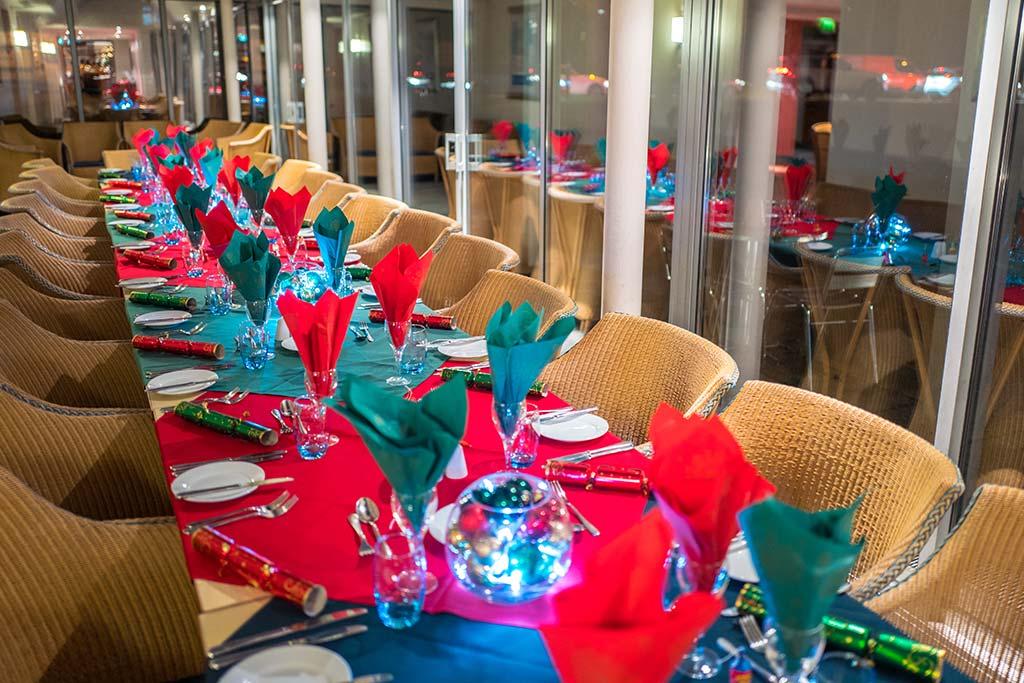 Company Christmas Dinners Basingstoke