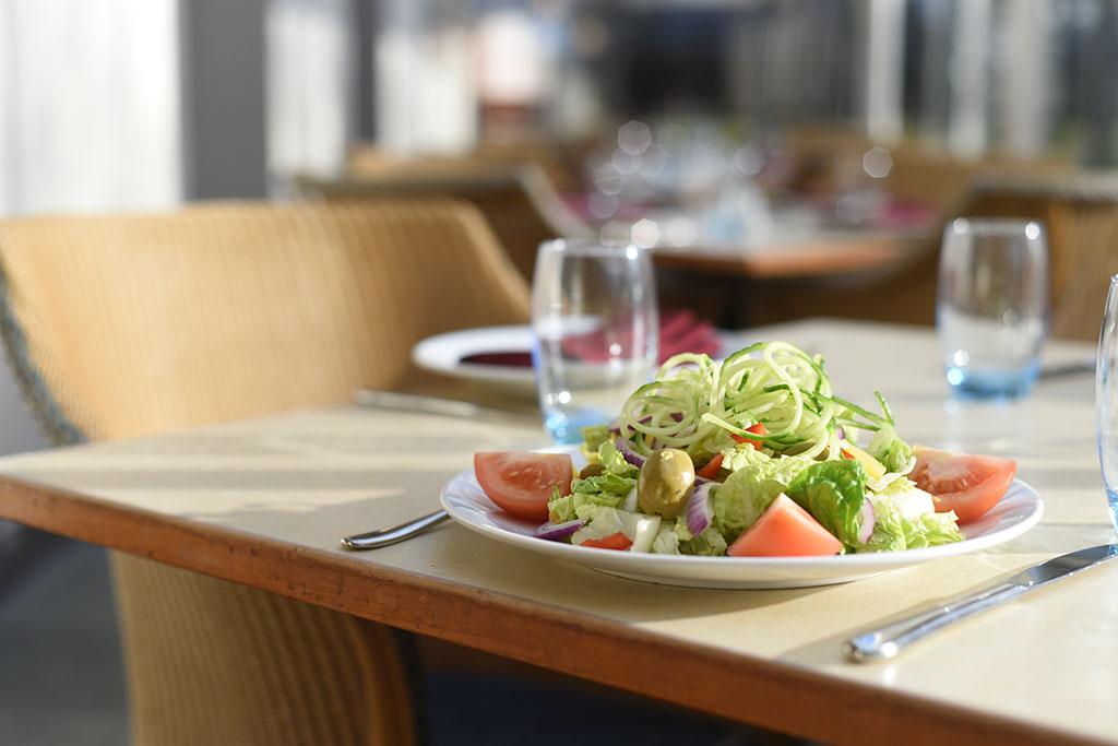 Basingstoke brasserie salad at Apollo Hotel