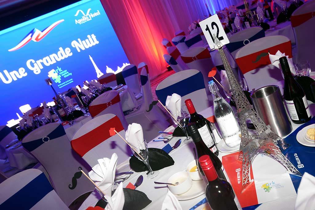 Gala dinner venue Basingstoke