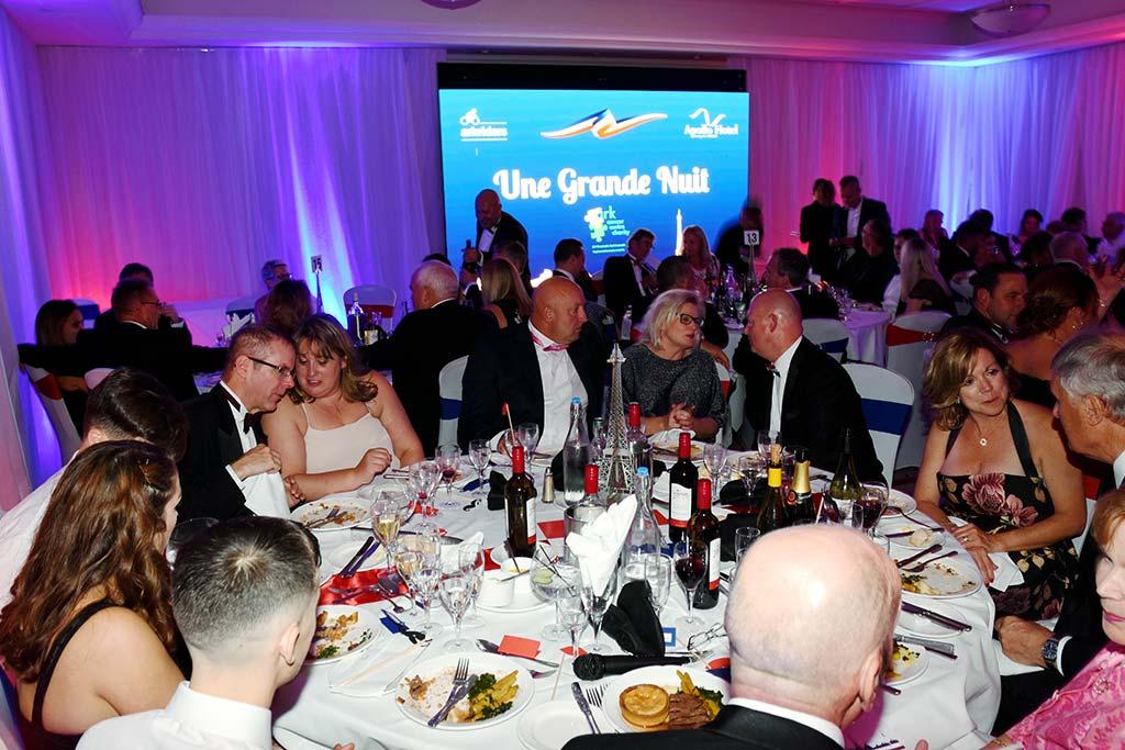 Venue in Basingstoke for Charity Ball
