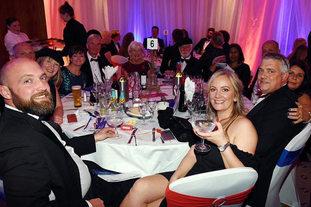 Charity Ball in Basingstoke