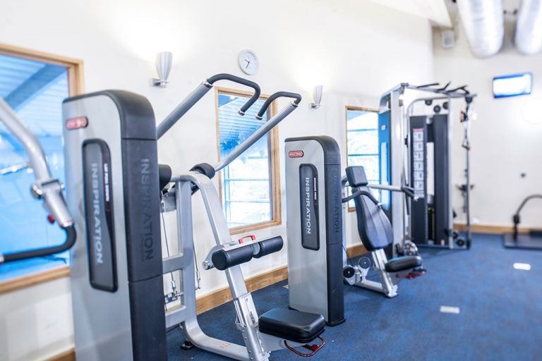 Basingstoke gym with great cardio equipment
