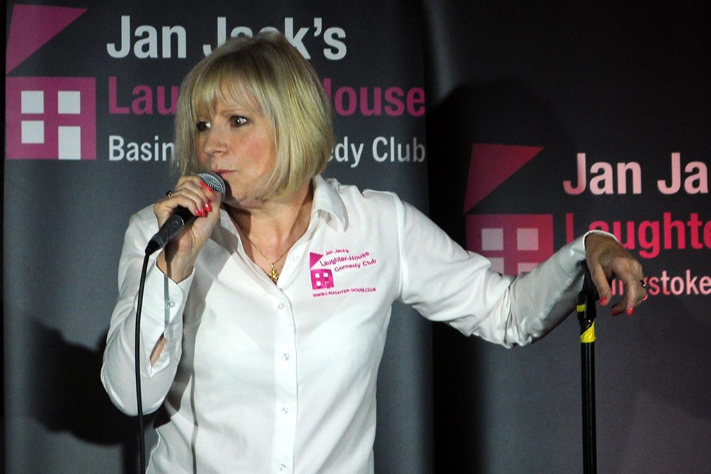 Jan Jack Comedy