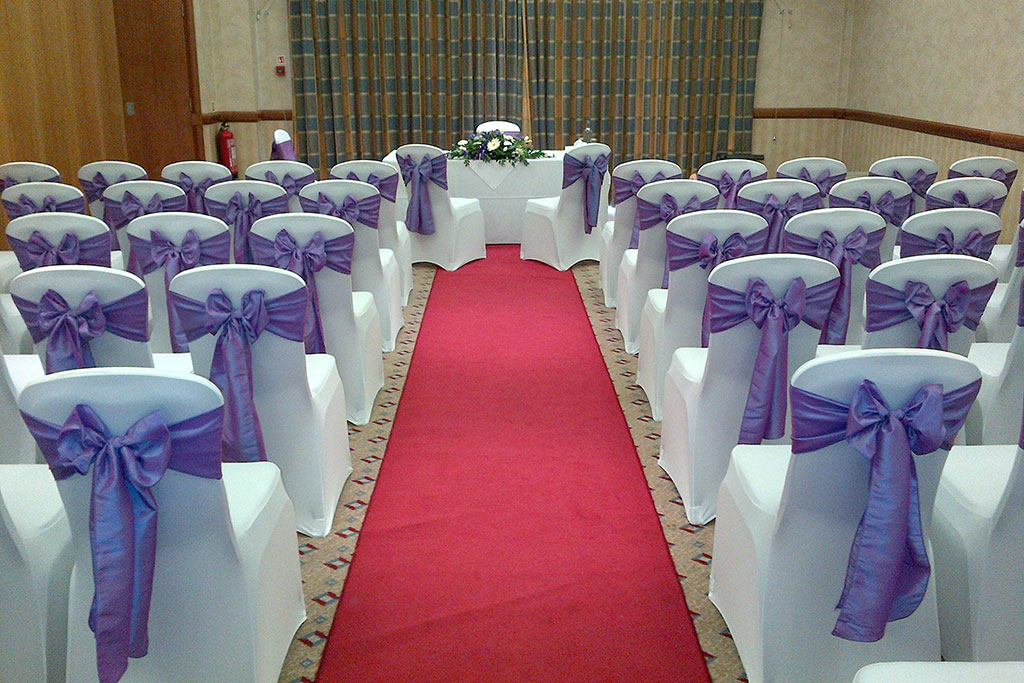 Apollo Hotel wedding venue in Basingstoke