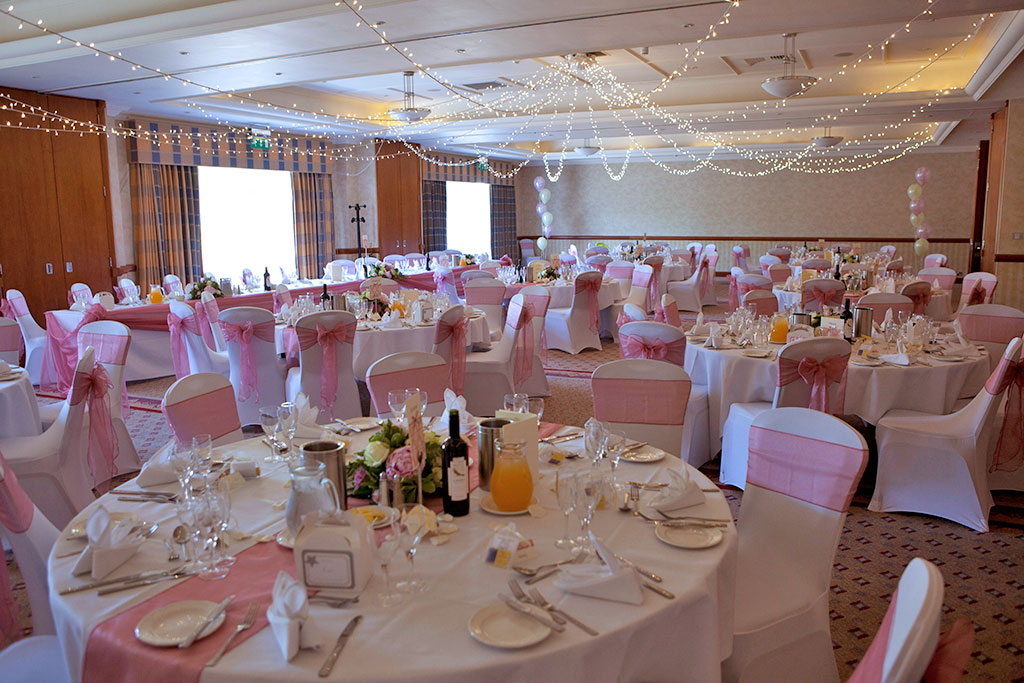 Wedding reception venue in Basingstoke
