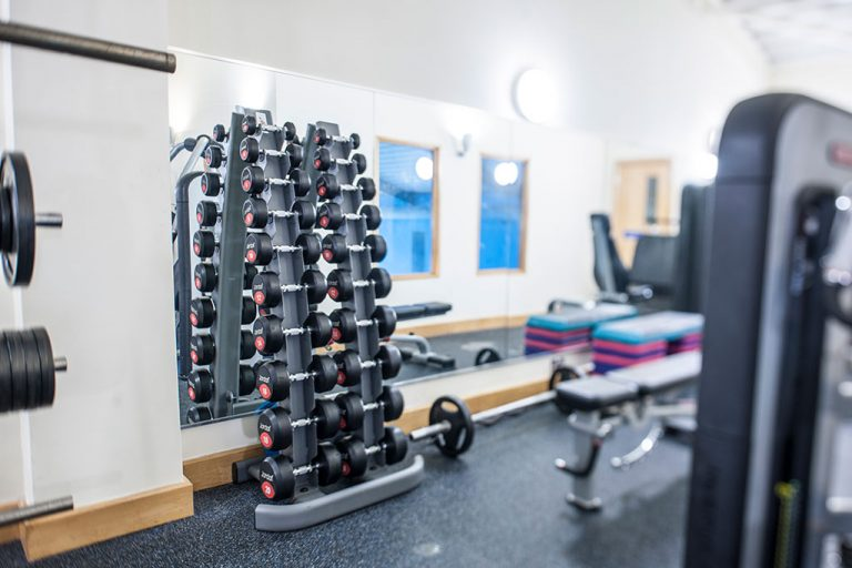 Basingstoke gym with weights
