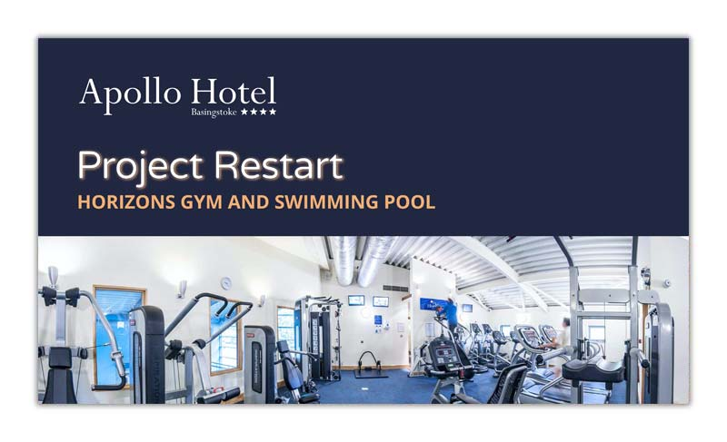 Apollo Hotel Gym Basingstoke - COVID Guidelines