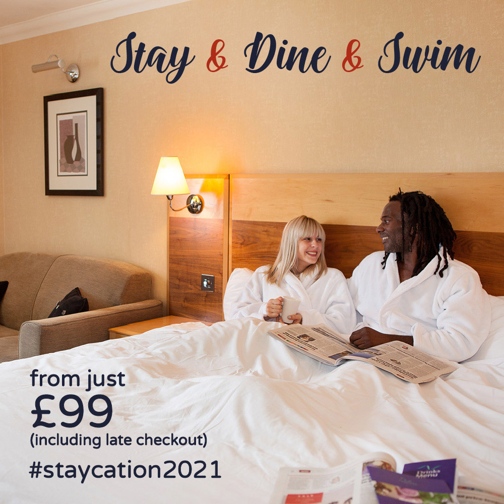 Stay and Dine and Swim Hotel offer in Basingstoke