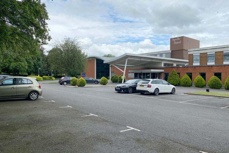 flexible working basingstoke free parking